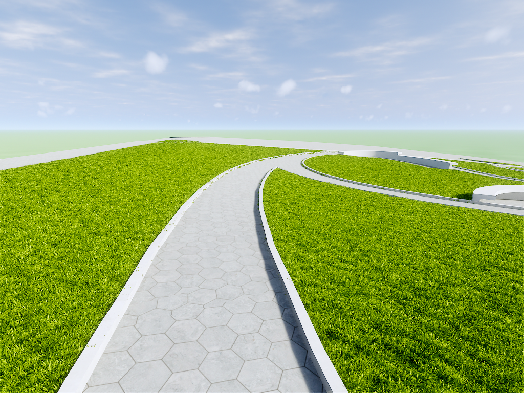 How To Make Grass On Sketchup