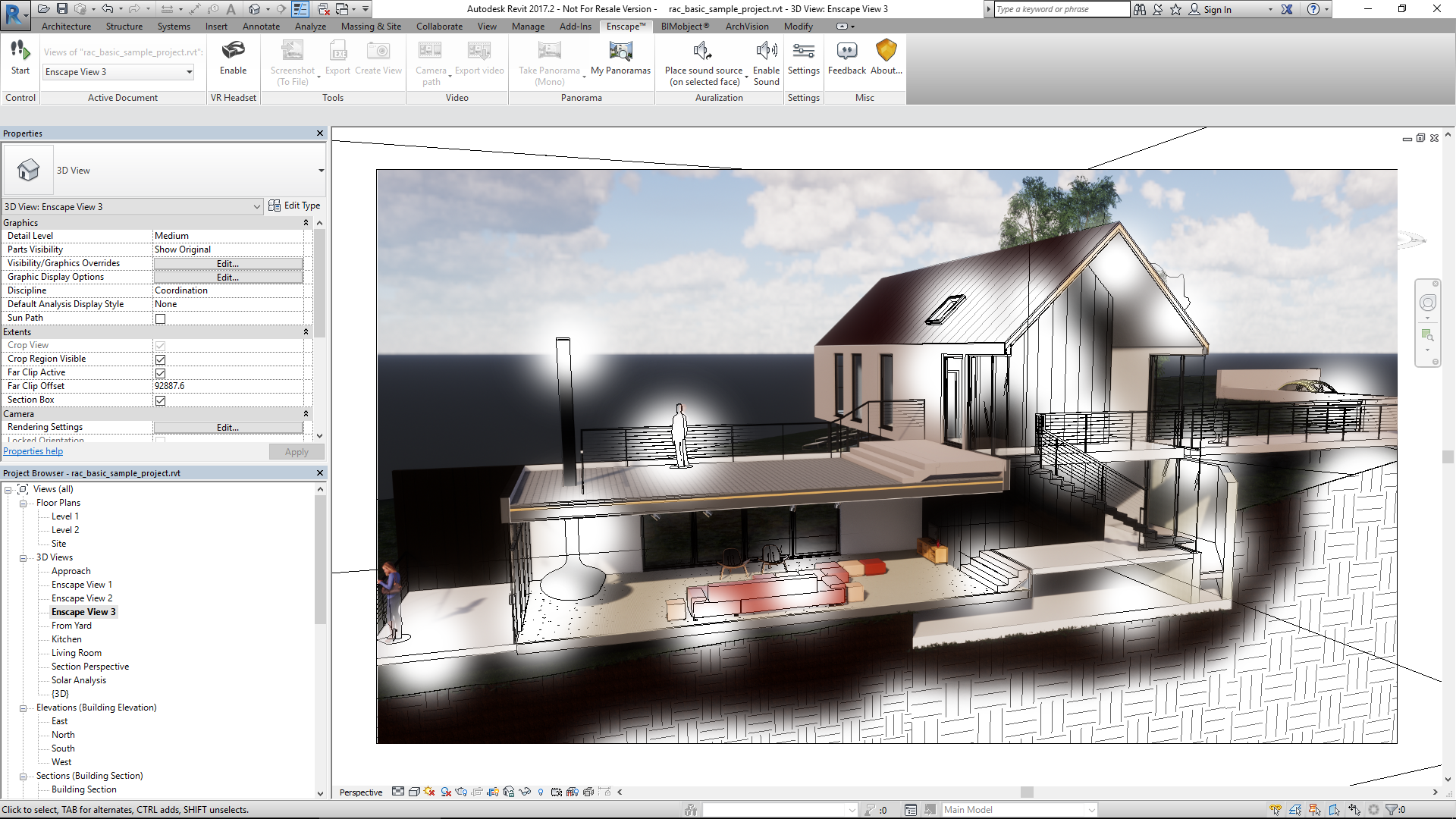 Learn These How To Change 3d View Size In Revit {Swypeout}