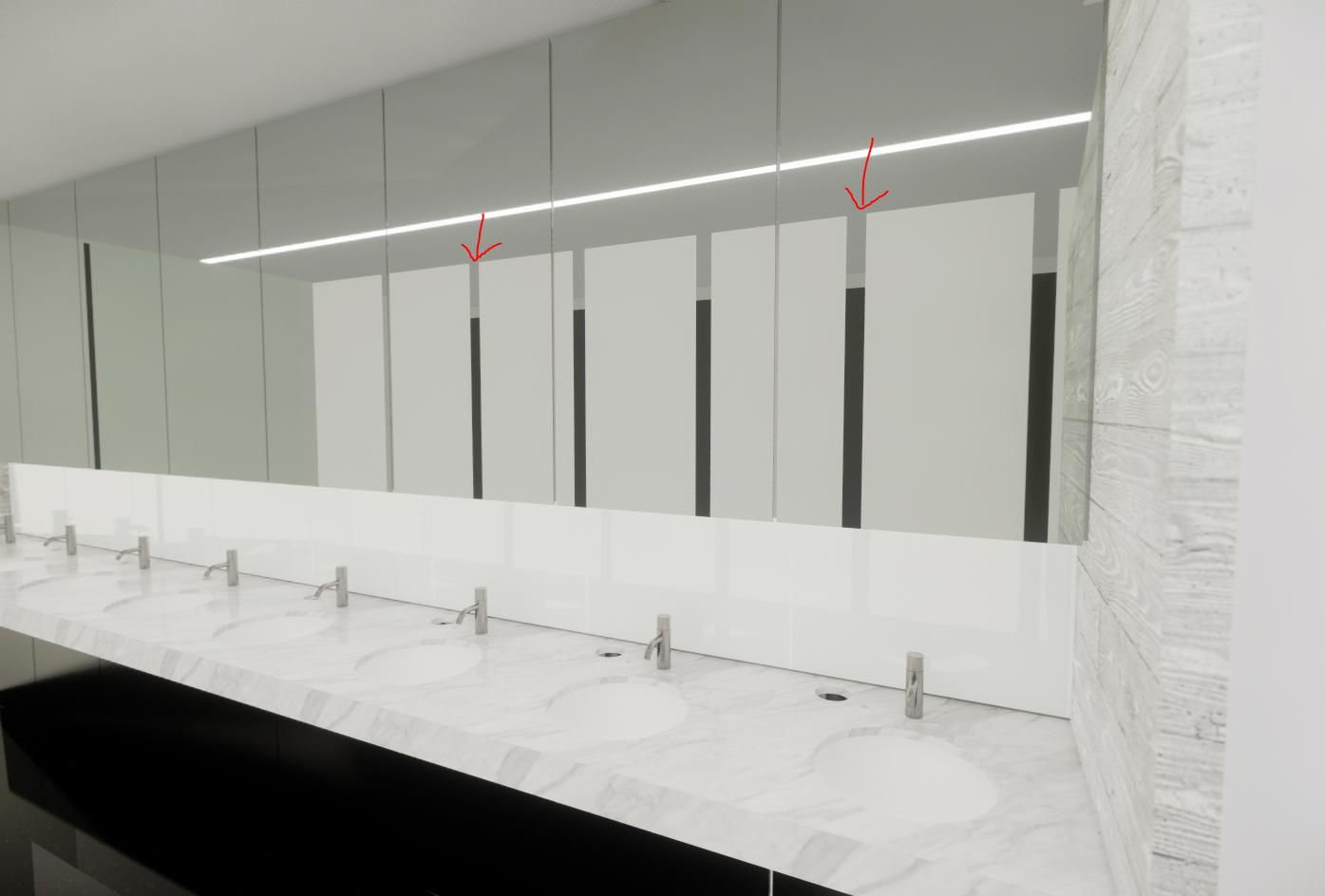 Missing Items in Mirror Reflection - Revit - Enscape Community Forum